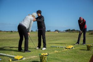 Golf Lessons at The Academy, Fancourt Resort, The Garden Route, South Africa