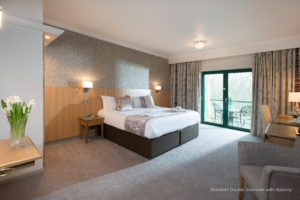 A Standard Double room with the Balcony, The Vale Resort, Wales