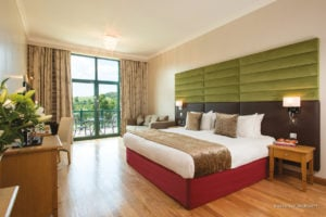 View of an executive room, The Vale Resort, Wales