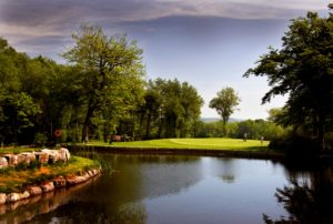 Overlooking the Lake Course, The Vale Resort, Wales