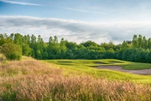 View of the Wales National Golf Course,, The Vale Resort, Wales