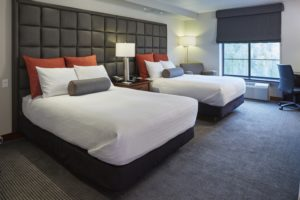 Image depicting a double room at The Inn on Woodlake at Destination Kohler, Wisconsin, USA